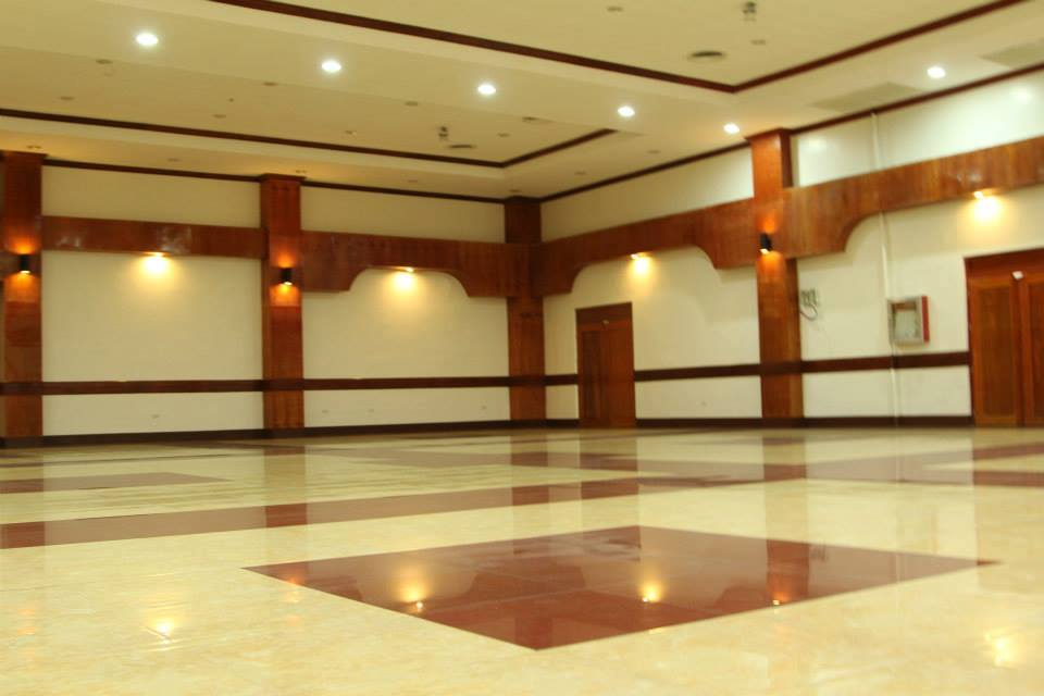 social hall